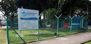 Jurong Water Reclamation Plant